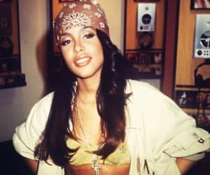 90s, aaliyah, and aesthetic image