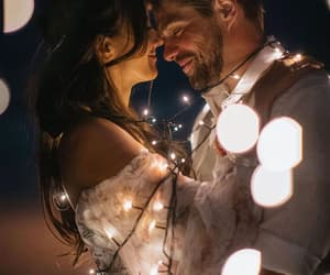 couple, gorgeous, and romantic couple image