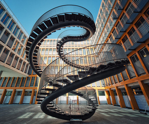architecture, stairs, and amazing image
