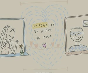 te quiero, distancia, and love image