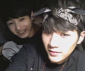 debut, yoongi, and bts image