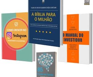eBook, livros, and renda extra image