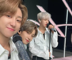 Seventeen, xu minghao, and performance unit image