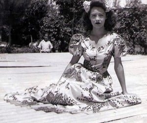 accessories, latina, and 1940s image