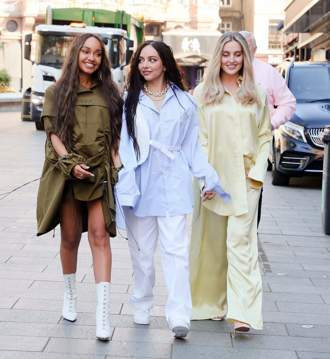 Couture, outfits, and jade thirlwall image