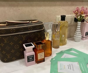 Louis Vuitton and perfume image