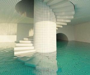 art and pool image