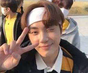 the boyz and ju haknyeon image