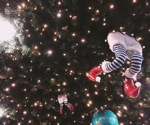 christmas, rome, and travel image