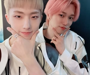 theo, jiung, and choi taeyang image