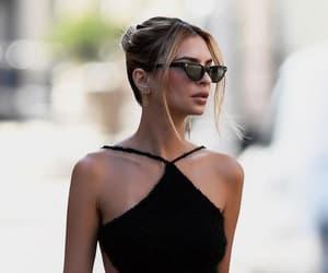 jeans, black sunglasses, and boyfriend jeans image