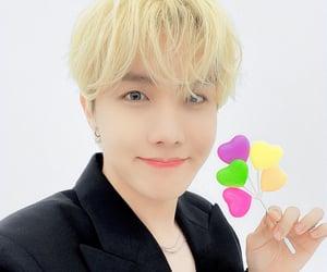butter, korean, and j-hope image