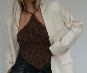 backless, fashion inspiration, and womens suit image