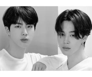 jin, kim seokjin, and kpop image