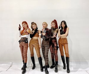 brown, ot5, and outfits image