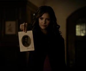 Nina Dobrev, screencap, and Vampire Diaries image