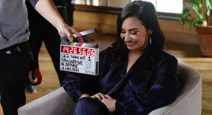 demi lovato, idol, and singer image