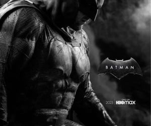Ben Affleck, dc comics, and the batman image