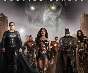 batman, flash, and cyborg image