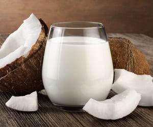 coconut milk market image