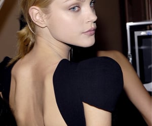backstage, beauty, and model image