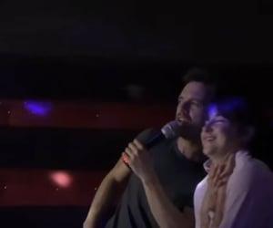 karaoke, singing, and endings beginnings image