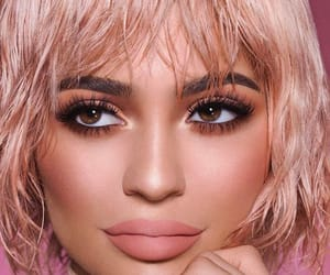 makeup, kylie jenner, and kyliejenner image