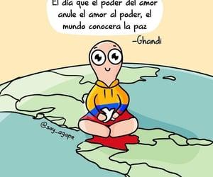 amor, mundo, and paz image