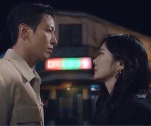 kdrama, sell your haunted house, and caps image