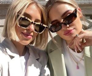 accessories, best friends, and fashion image