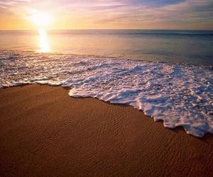aesthetics, summer, and sunset image