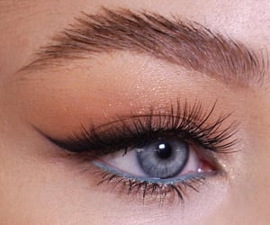 cat eye, beauty, and pretty image