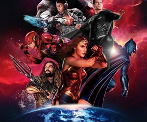 aquaman, batman, and flash image