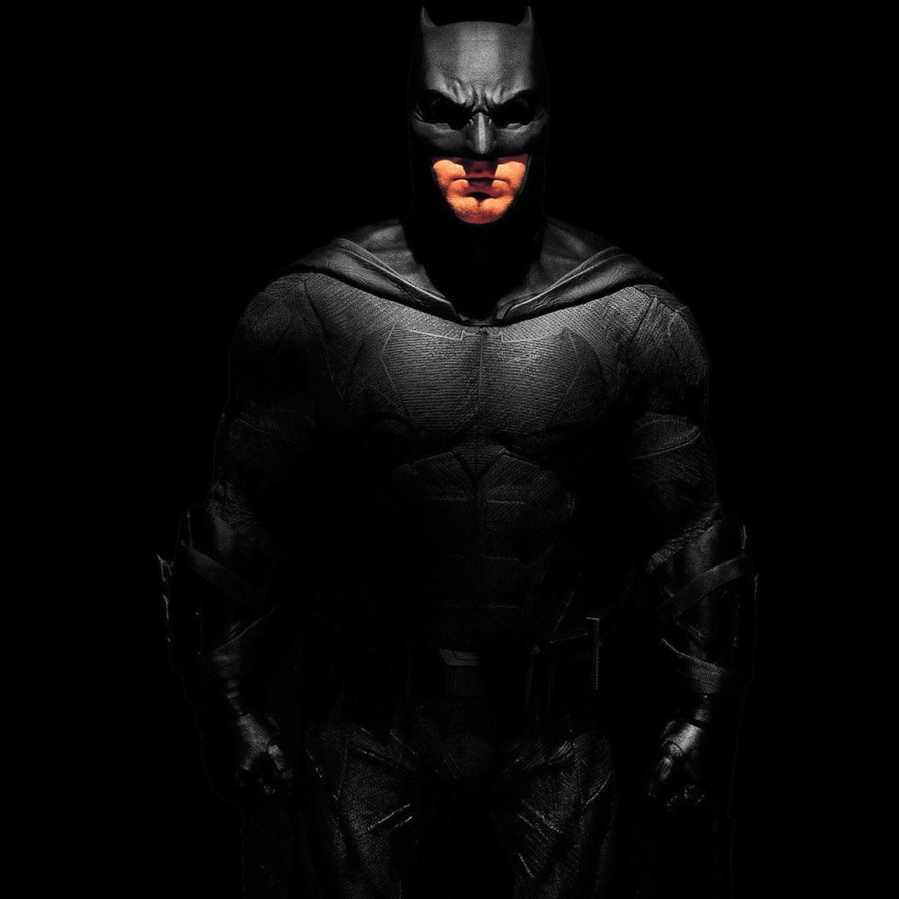 Ben Affleck, frank miller, and the batman image