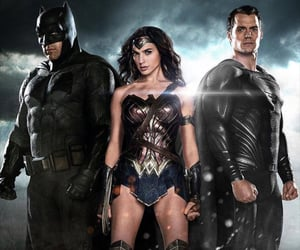 batman, dceu, and bruce wayne image