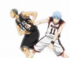anime, Basketball, and kuroko no basket image