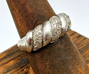 etsy, sterling silver 925, and size 6 image
