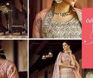 Indian Jewelry, lehenga choli usa, and saree blouses online usa image