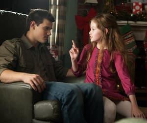 Taylor Lautner and mackenzie foy image