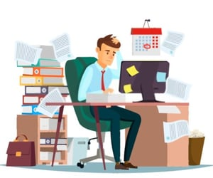 tax advisor, accounting, and bookkeeping image