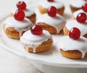 ~Mini Cherry Bakewell Tarts~