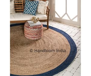 etsy, handmade rug, and floor carpet image