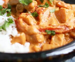 creamy, curry, and fitness image