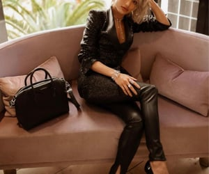 black, outfits, and popular image