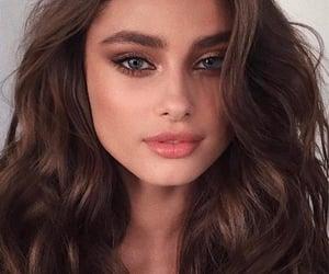 model, beautiful, and beauty image
