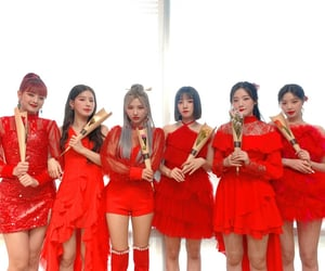 girl group, kpop, and cube entertainment image