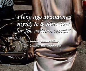 books, abandon, and quote image