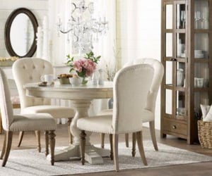 decor, furniture, and dinning room image