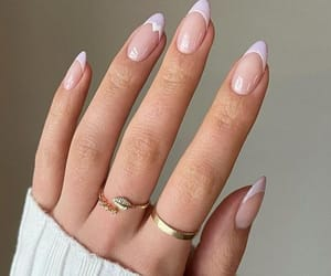 aesthetic, nails, and cute image