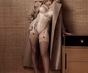 lingerie, editorial, and fashion image